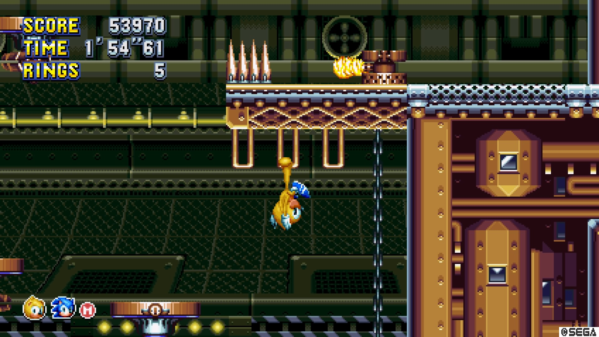 Sonic Mania Plus Presents a Mighty Challenge and a Little
