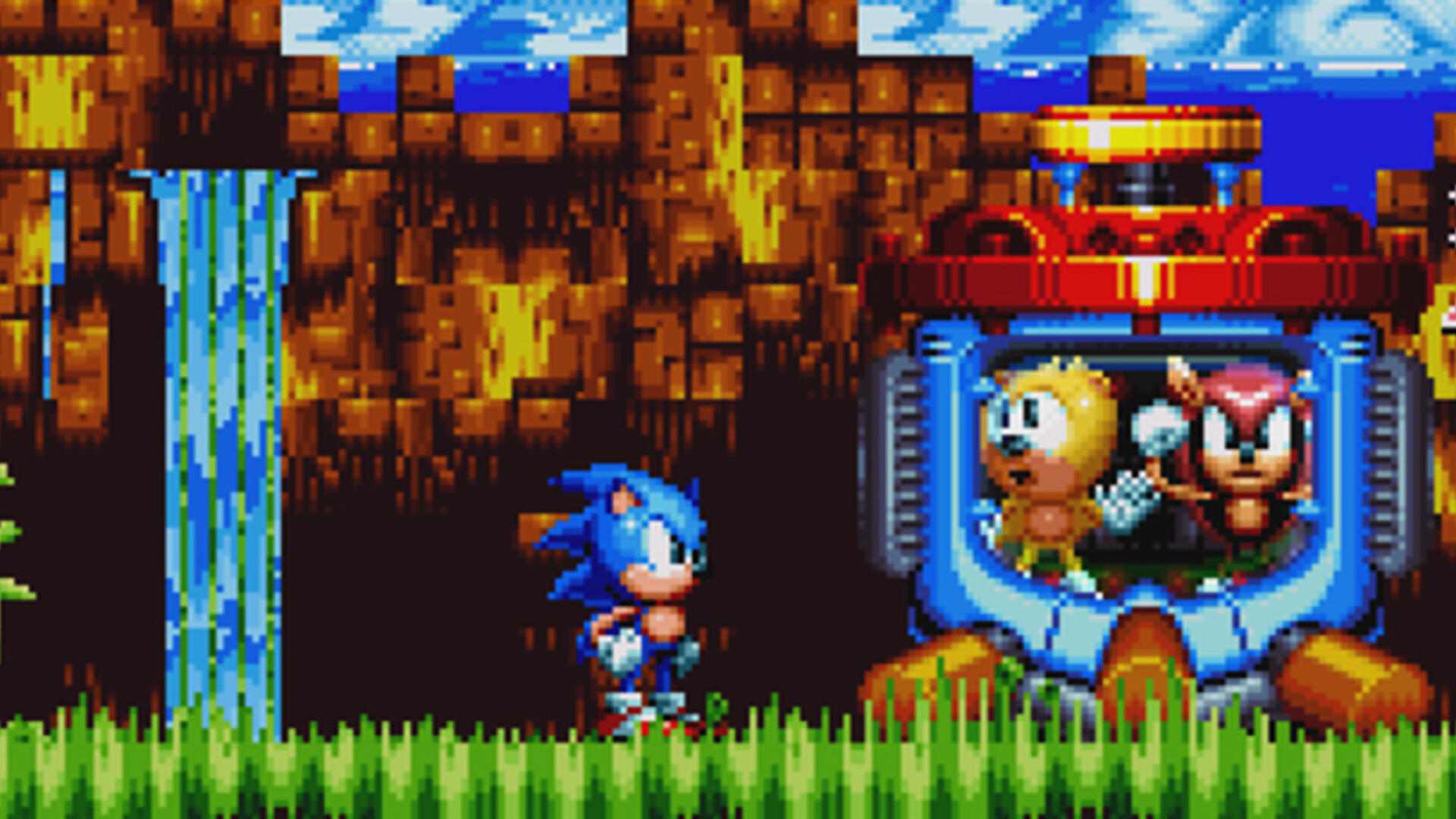 Sonic Mania Plus Commercial Recalls the Glory Days of the 16-Bit Console Wars