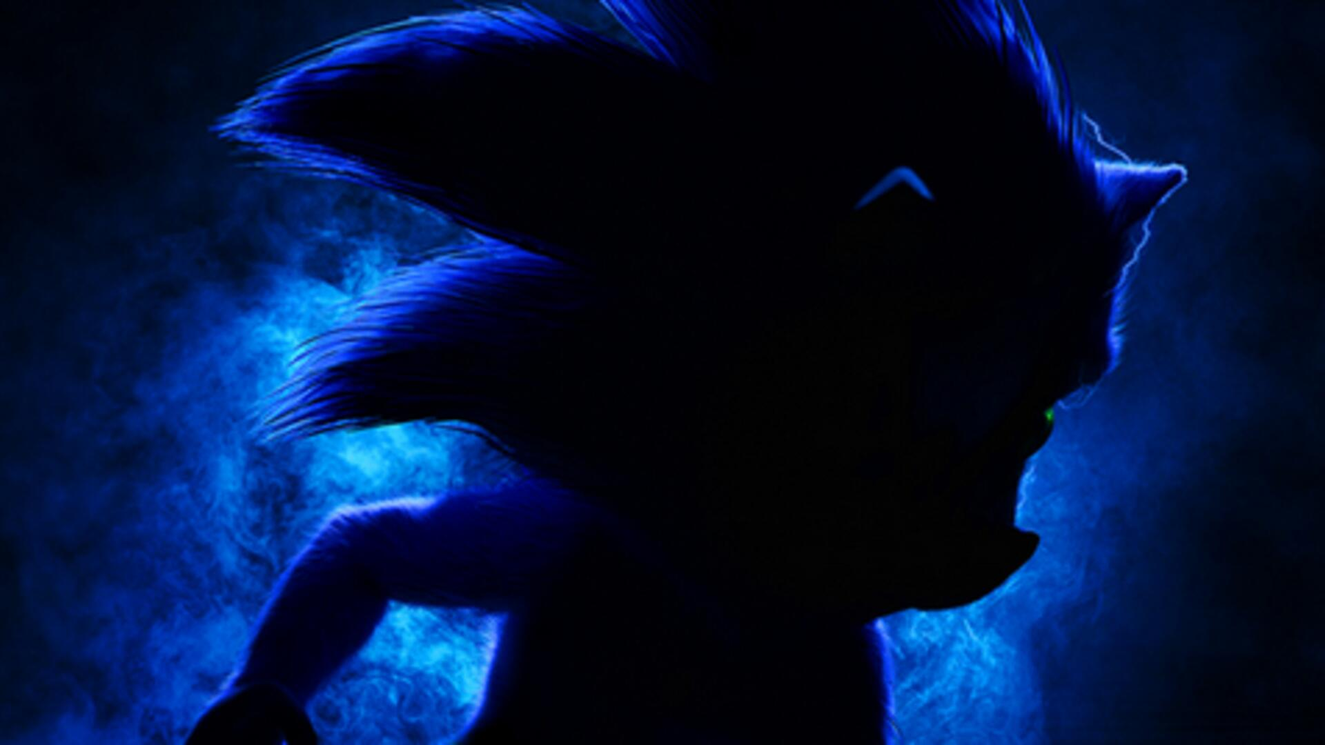 I Can T Wait To See How Ugly Live Action Sonic Is Usgamer