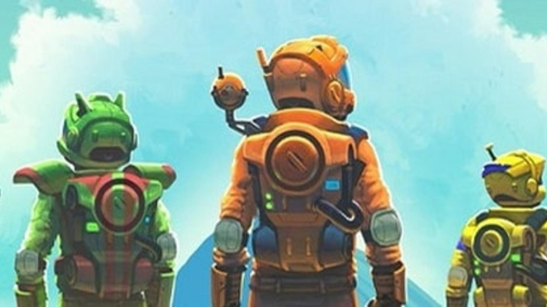 No Man's Sky Multiplayer Guide - Multiplayer Missions, Join