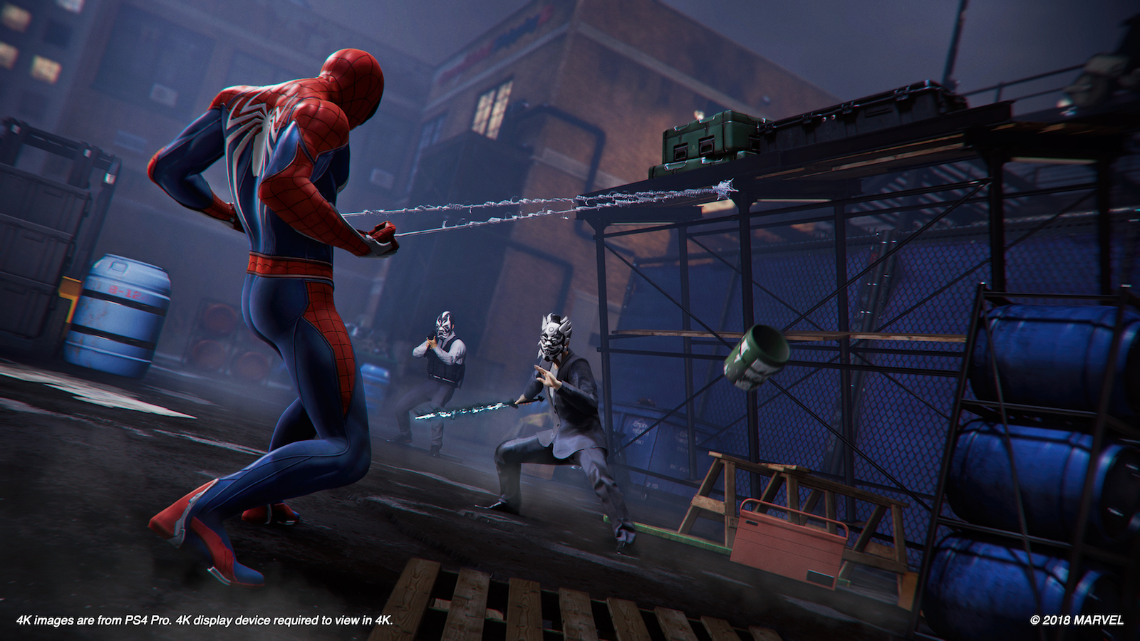 Spider man game release date in Perth