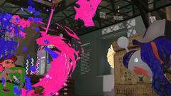 Splatoon 2's New Museum Map Drops Tomorrow with Zero Human Skeletons in Sight