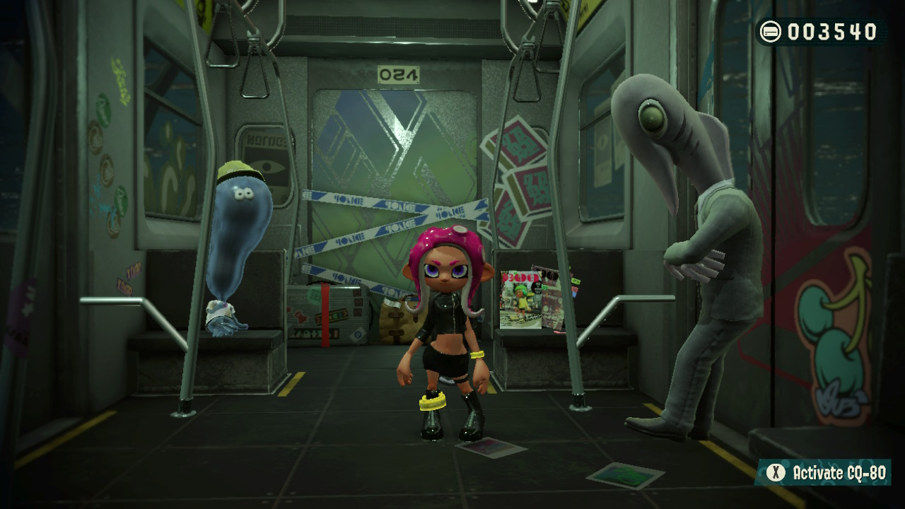 Octo Expansion Subway Map.Splatoon 2 Octo Expansion Review Usgamer