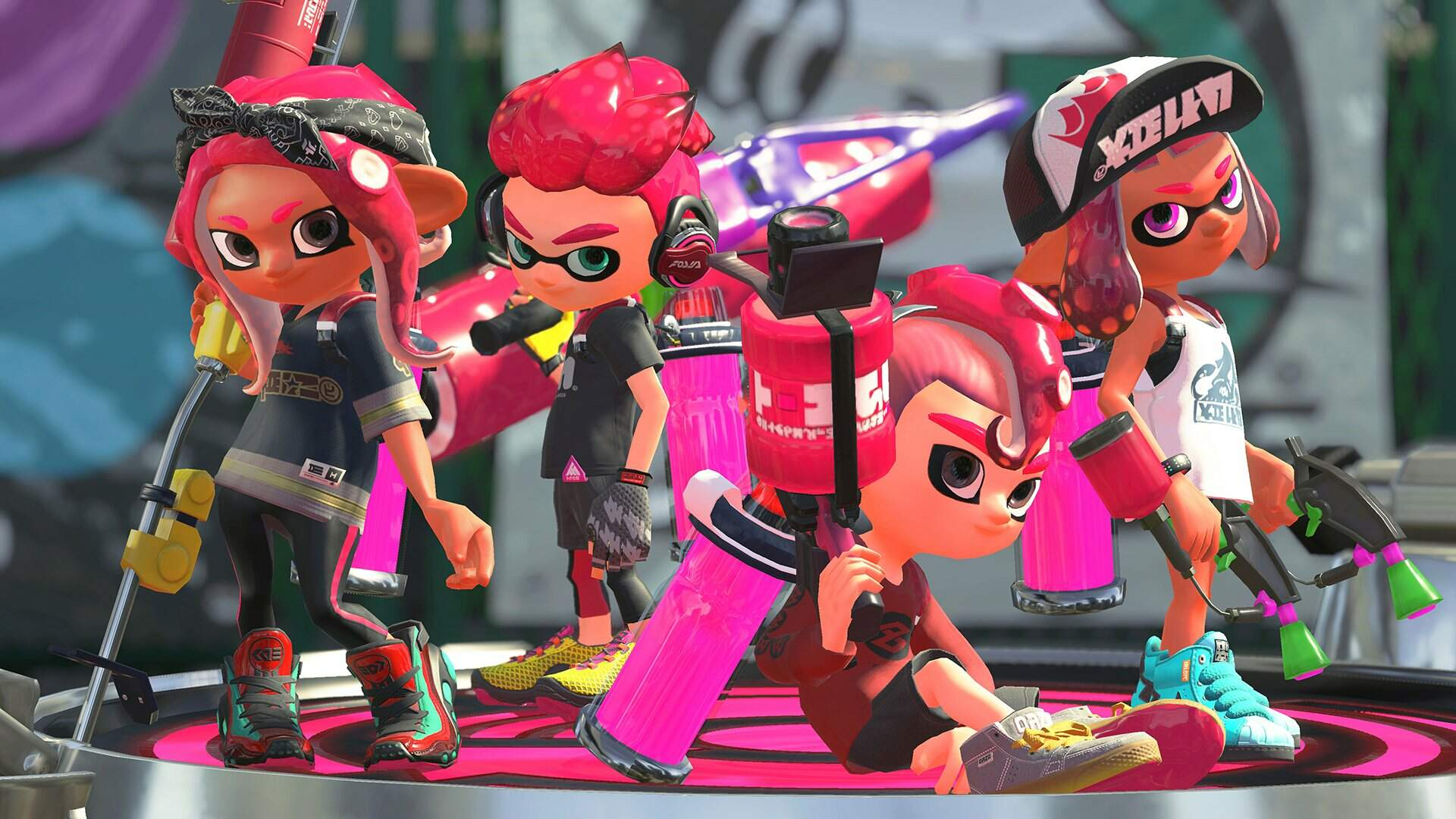 Splatoon, Smash Bros. And More Clash With Nintendo Over Cease-and-Desist Orders