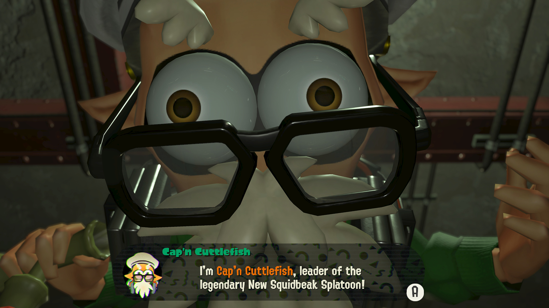 splatoon 2 s octo expansion is channeling breath of the wild s