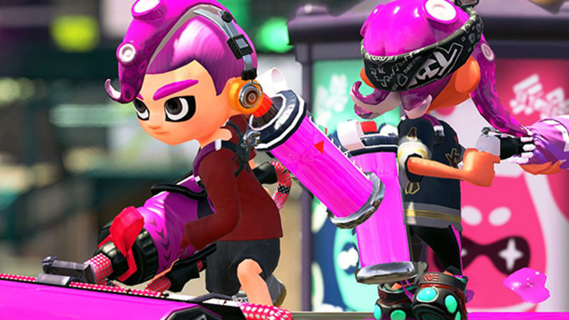 Splatoon 2's Octo Expansion Will Be Out Tomorrow