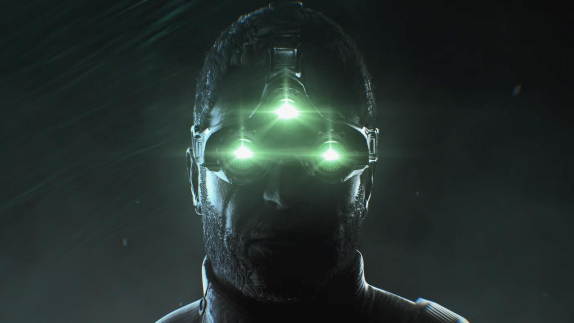 Sam Fisher Makes A Sad Shoutout To Metal Gears Snake In