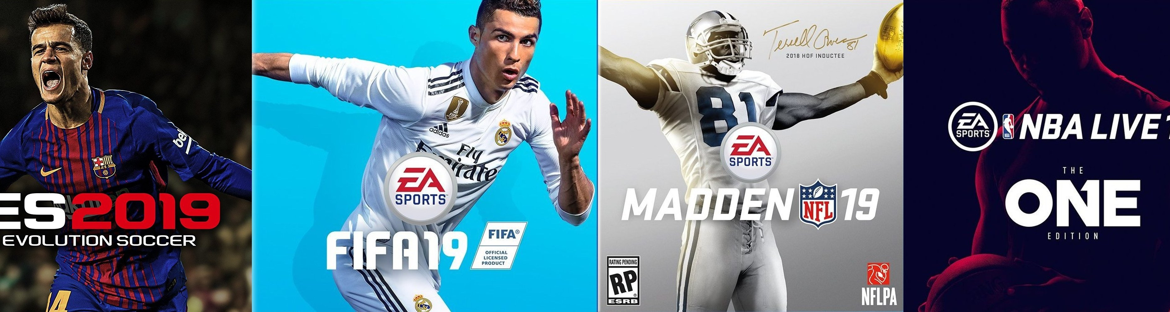 Rating the New Features for 2018's Sports Games: FIFA 19