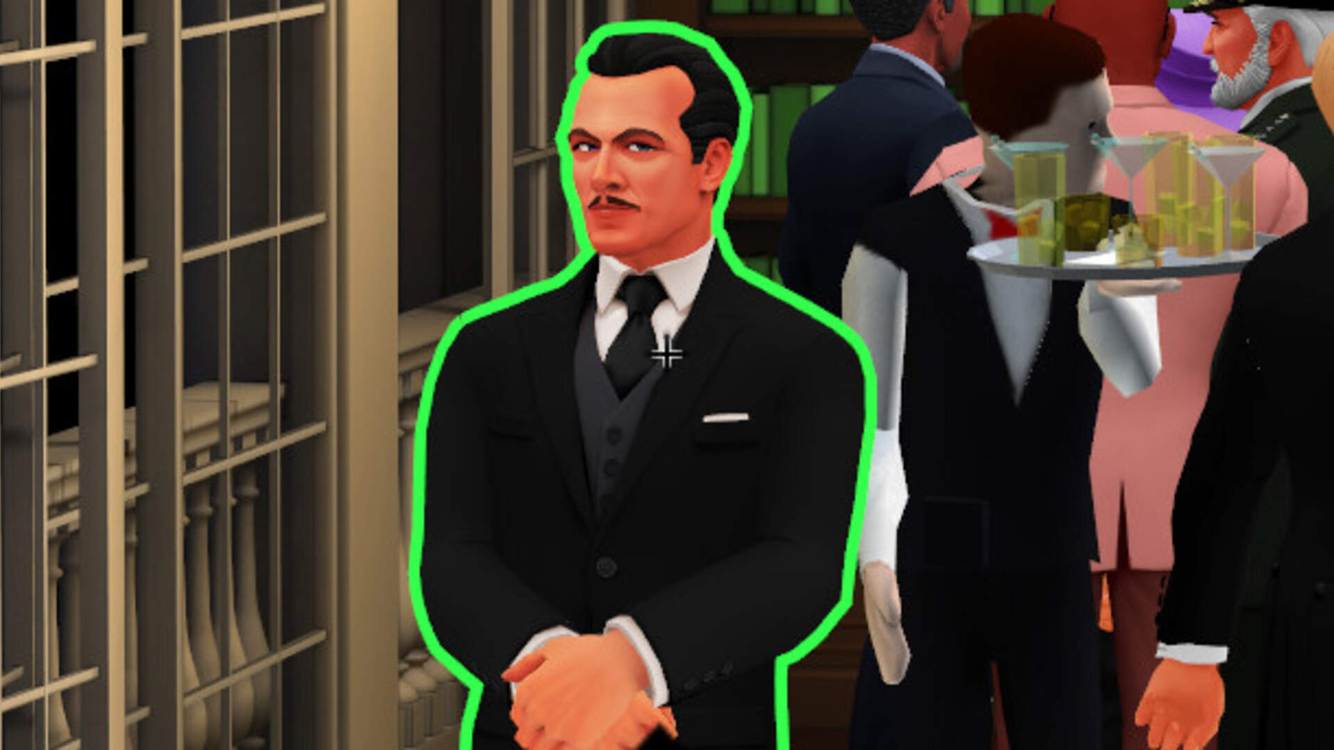 The Community and Intensity of SpyParty Makes For a Can't Miss Early Access Game