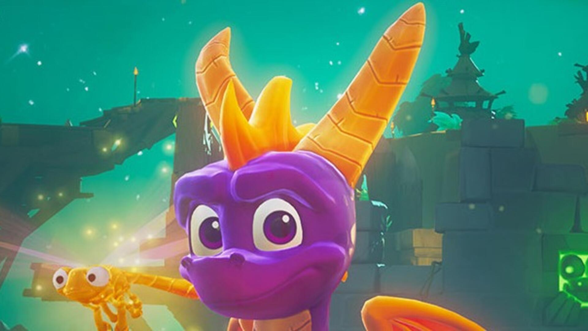 Spyro Reignited Trilogy PS4 and Xbox One Goes Under £25, Best Black Friday Price, Three Games for $29
