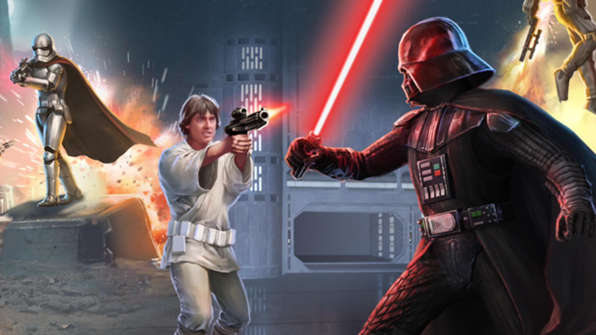 Star Wars: Rivals Pulled From App Stores Before Official Release