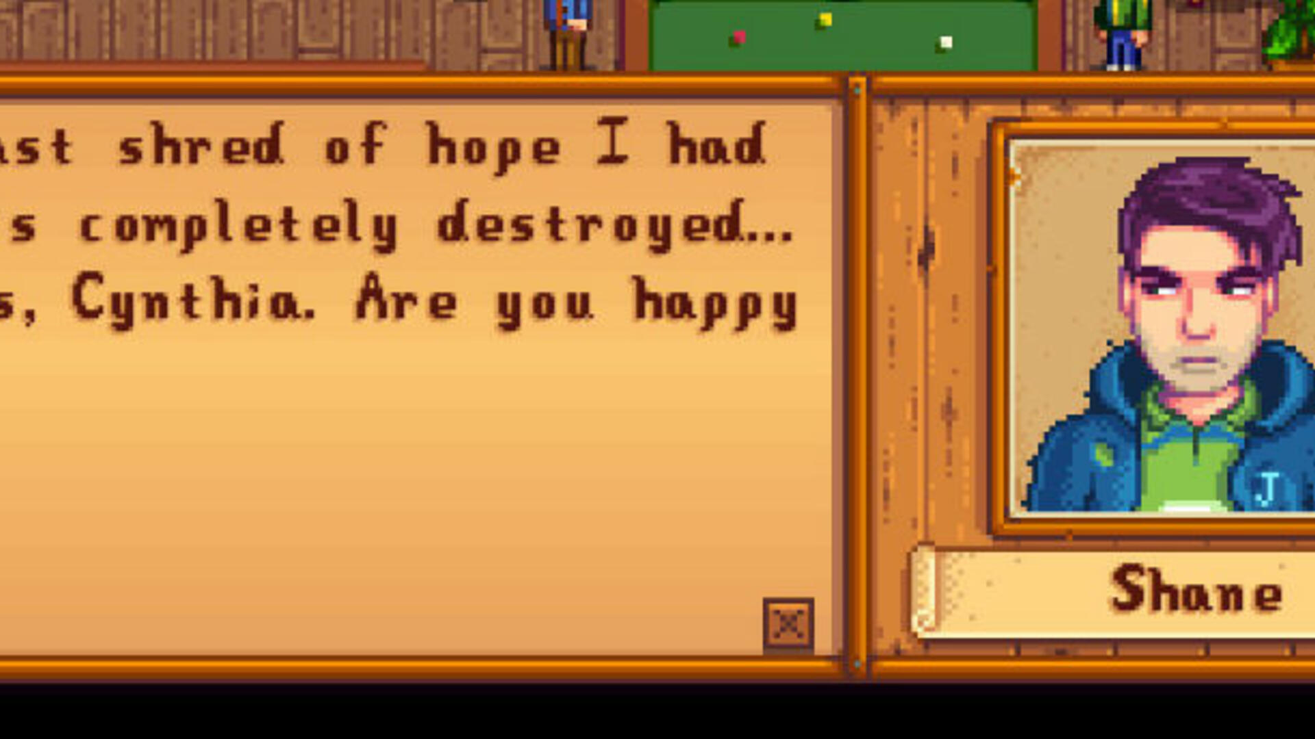 There's No Harem Route Allowed in the Stardew Valley Beta
