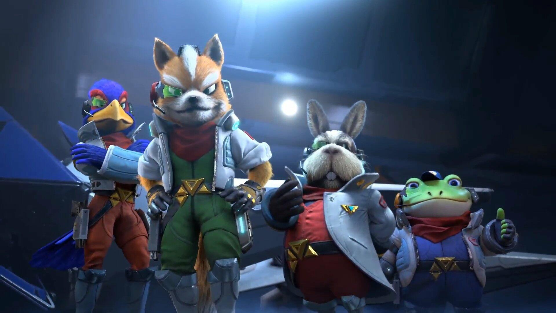 Starlink: Battle for Atlas Quietly Contains the Best Star Fox Game in Ages