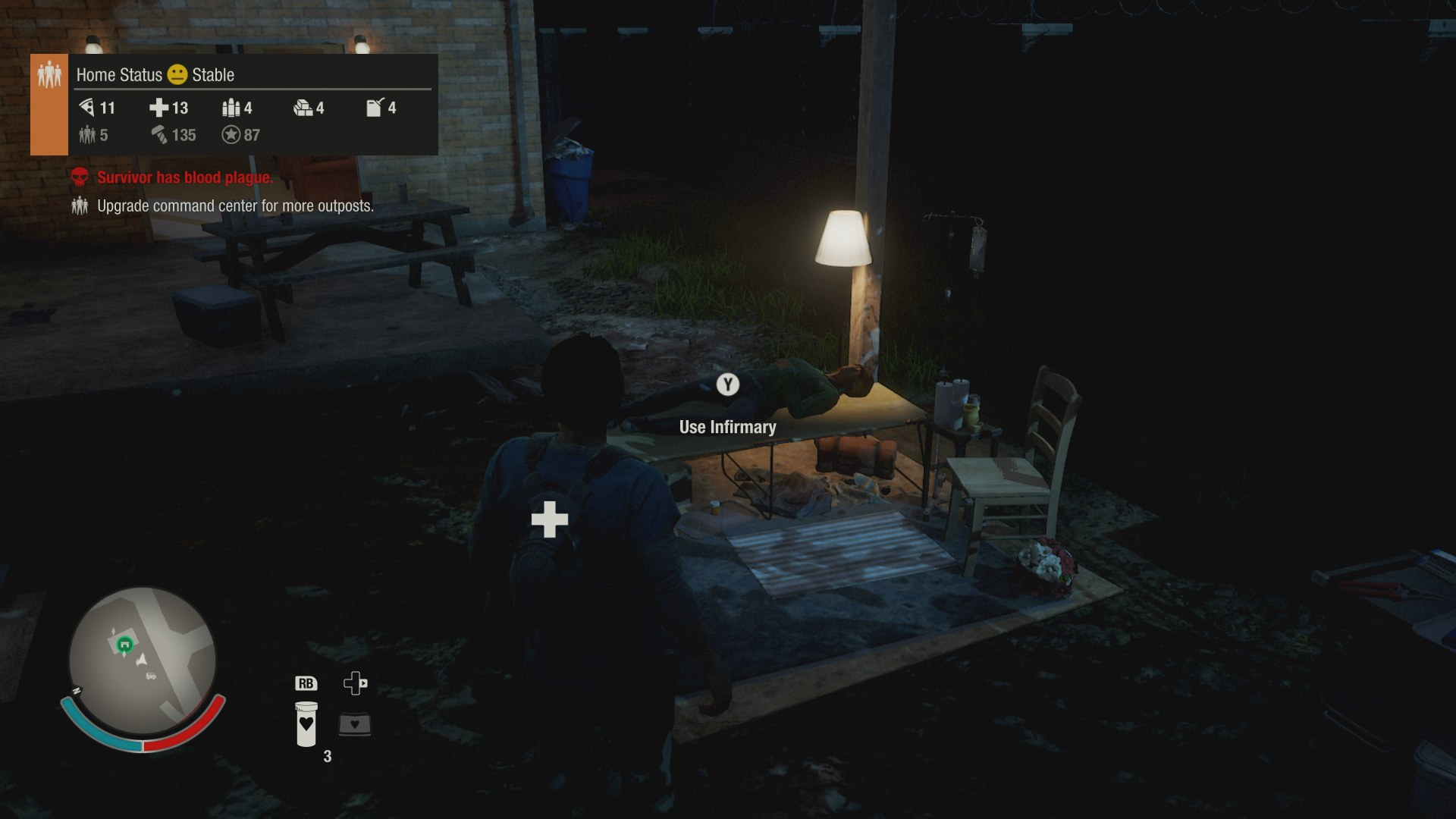 State of Decay 2 Blood Plague Guide - How to Cure the Sick