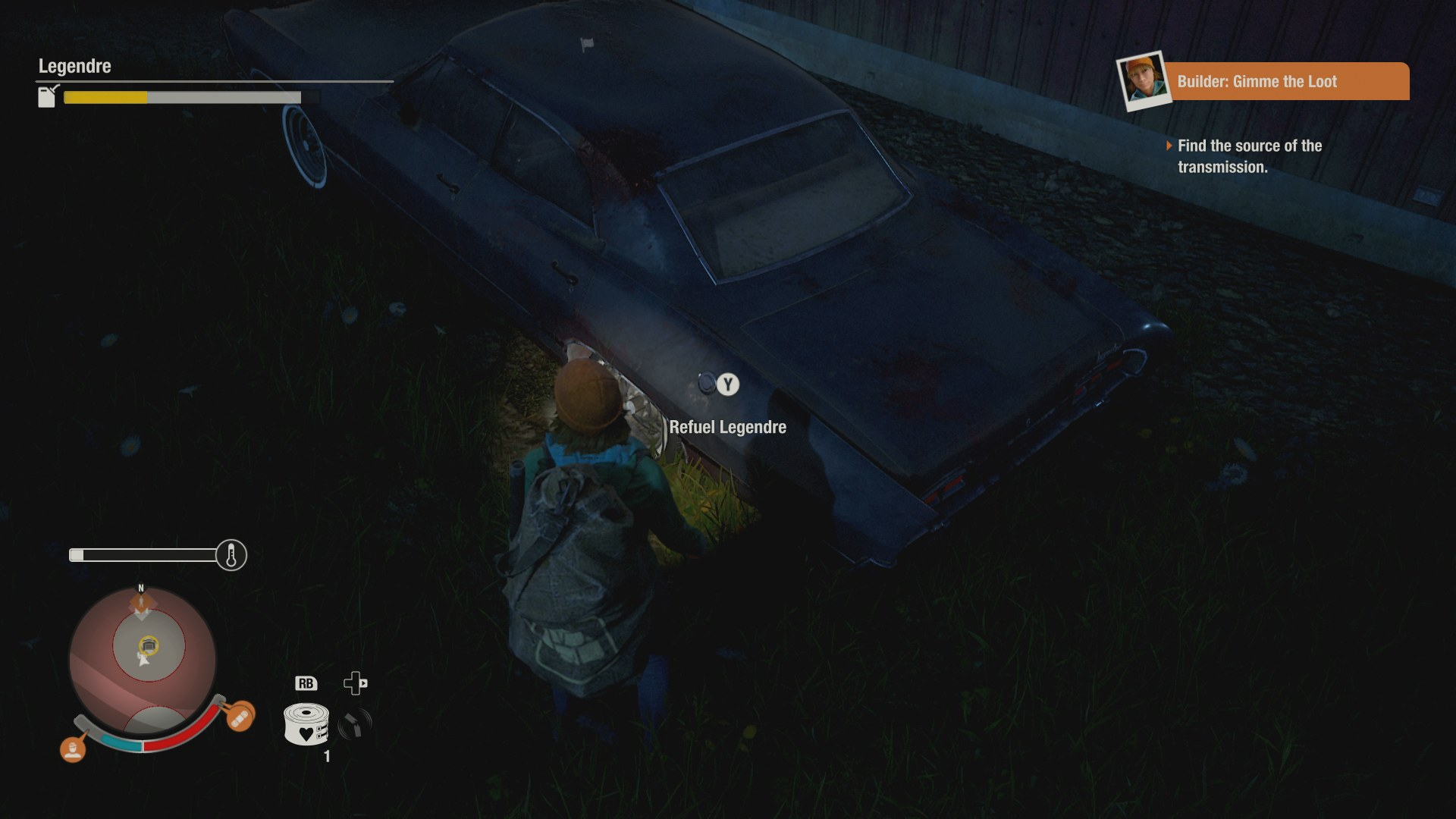 State of Decay 2 Vehicles Guide - How to Refuel and Repair