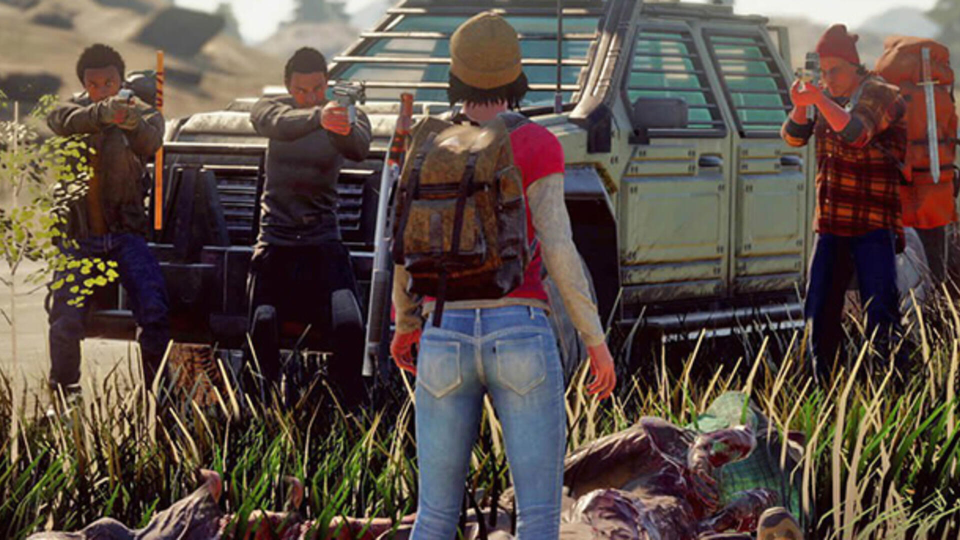 State of Decay 2 is Getting a Horde Mode DLC Pack in