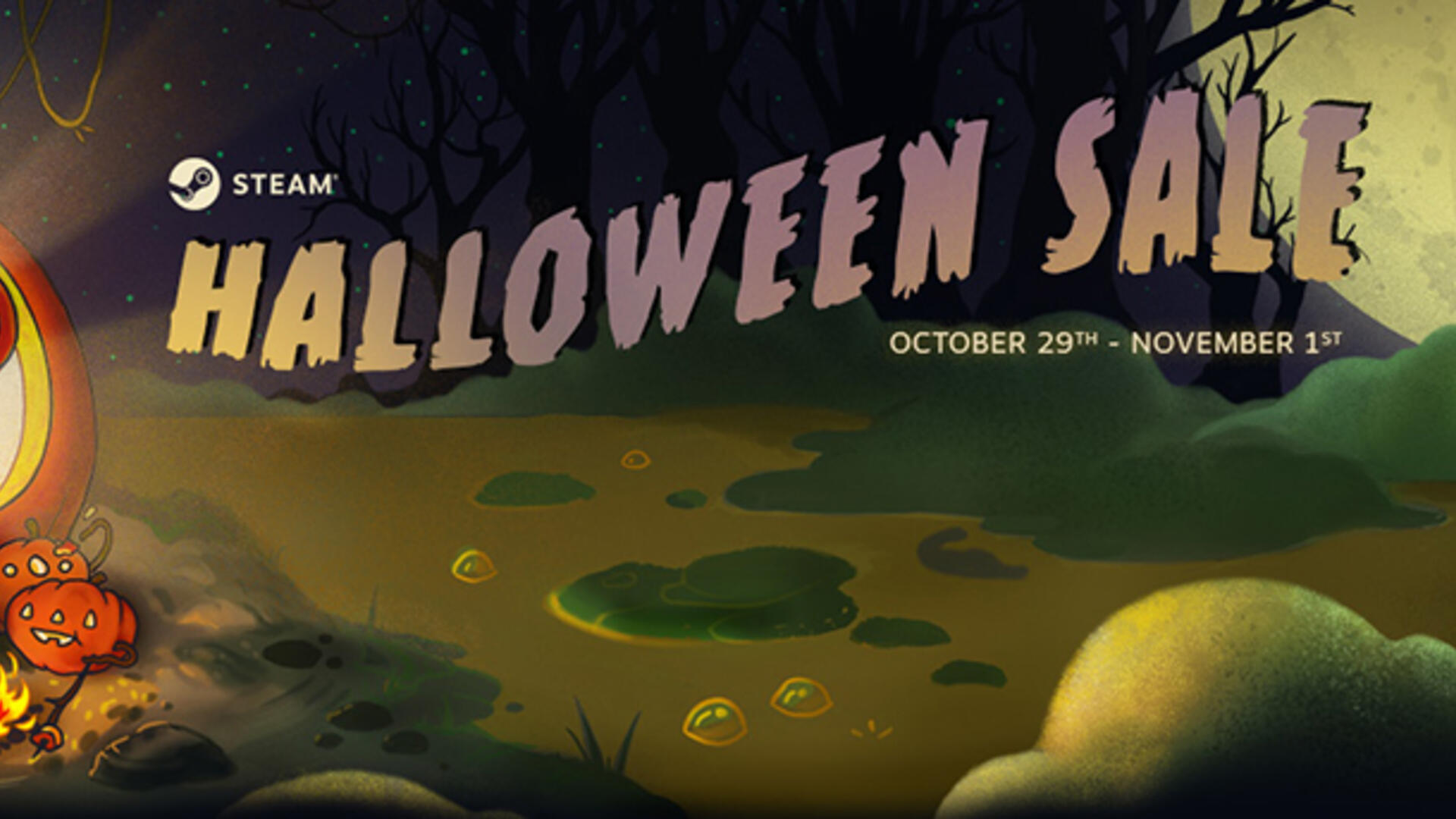 Steam Halloween Sale 2018 Is Underway: Here Are Some of the Highlights