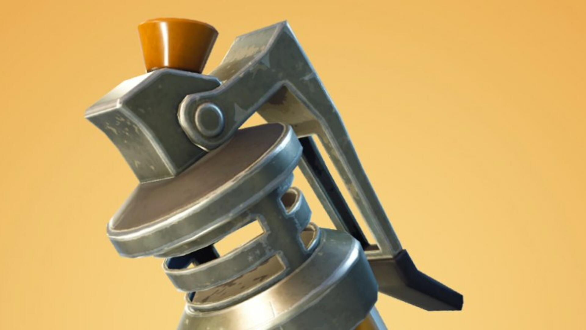 Fortnite Stink Bomb Added in V4.4 Content Update Along With Final Fight Limited Time Mode