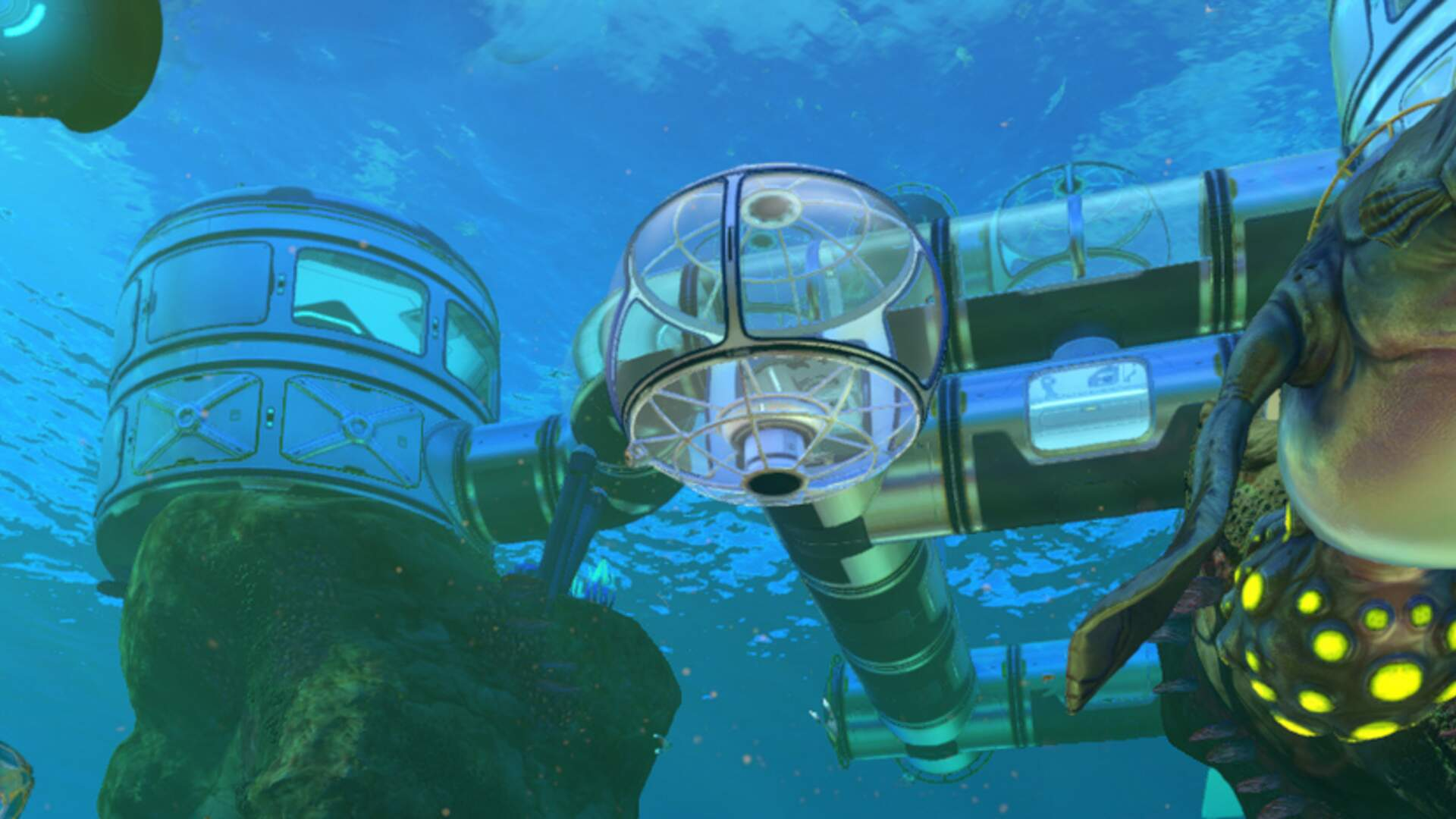 Subnautica Coming to PS4 With Help From Panic Button