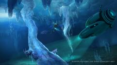 Subnautica: Below Zero is a New Standalone Expansion Set in the Alien Arctic