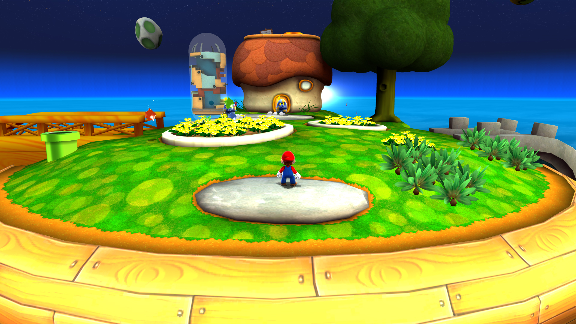 Clearer Art Direction Helps Super Mario Galaxy Shine Brighter Than