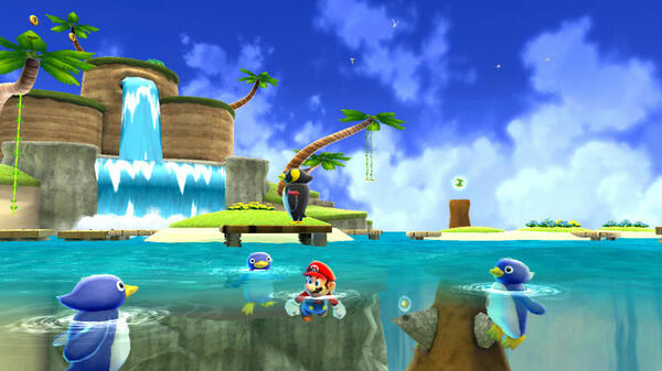 Clearer Art Direction Helps Super Mario Galaxy Shine