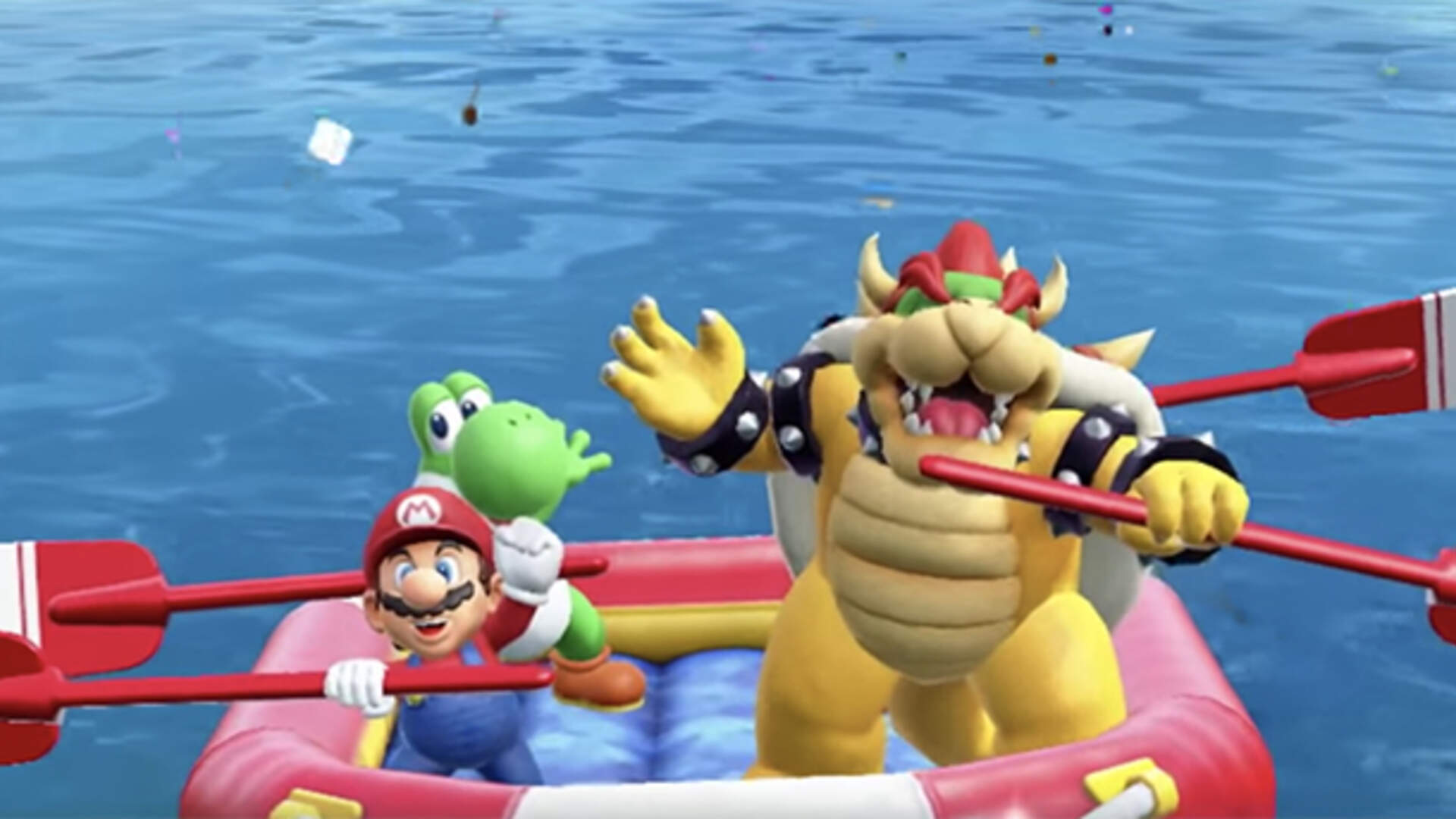 Super Mario Party's River Survival Mode is More About Mending Friendships Than Breaking Them