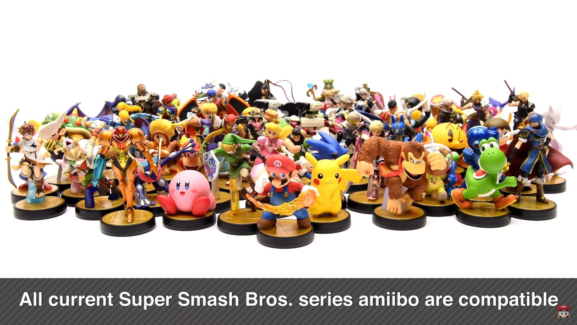 Amazon Japan is Selling a Super Rare Super Smash Bros. Ultimate Amiibo Bundle