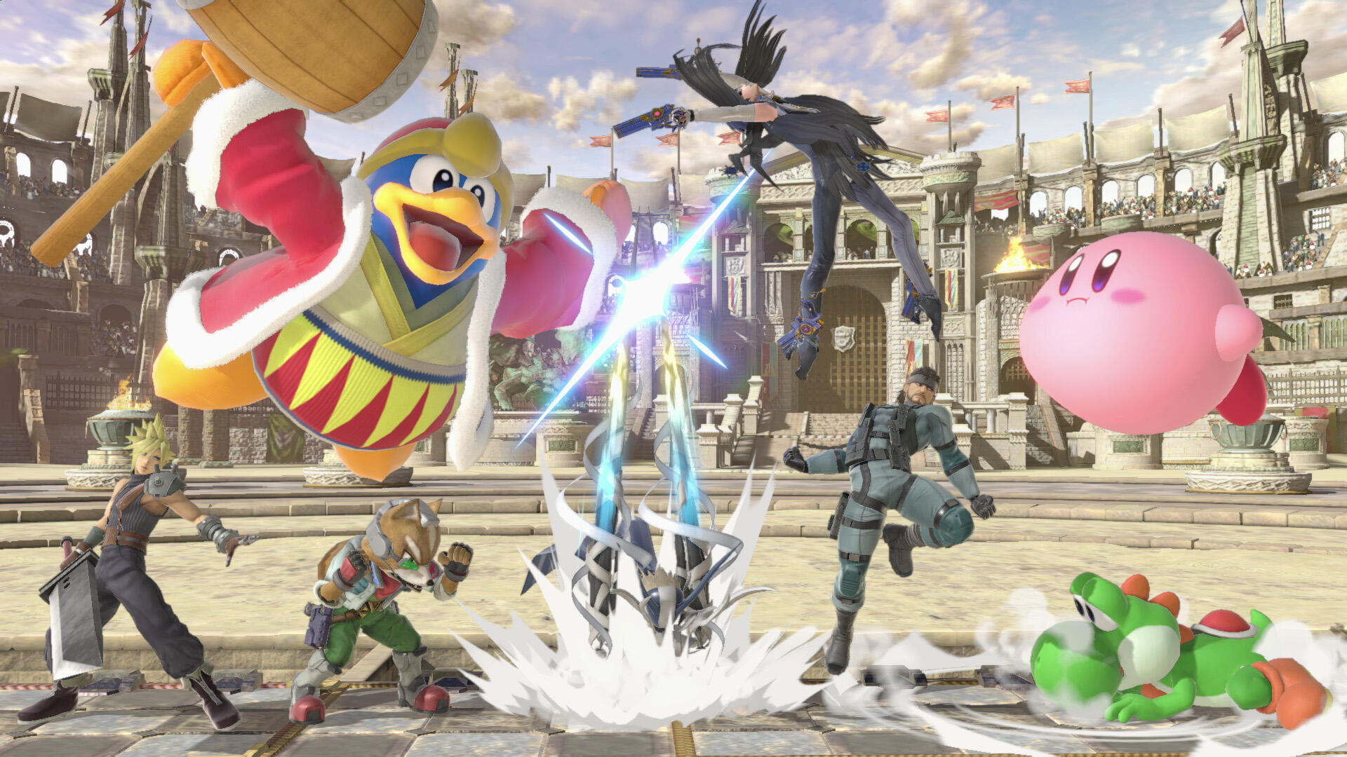 Super Smash Bros Ultimate Classic Mode Rewards, Character