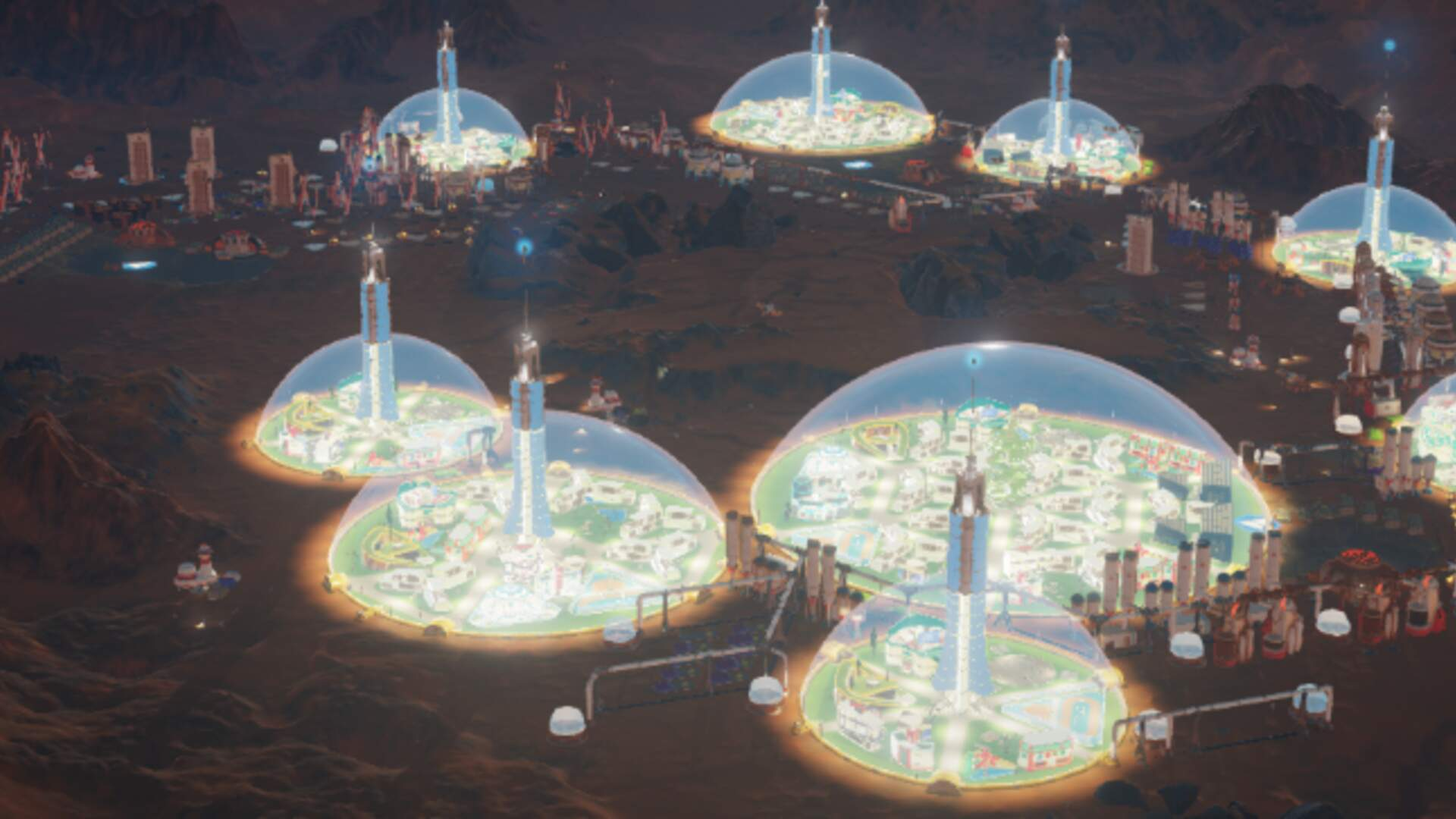 Surviving Mars Launches on March 15, Features Day One Mod Support