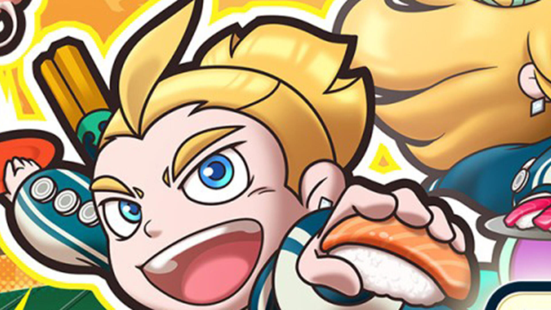 Sushi Striker, Switch's Charming Local Multiplayer Puzzler, is Available Today on eShop