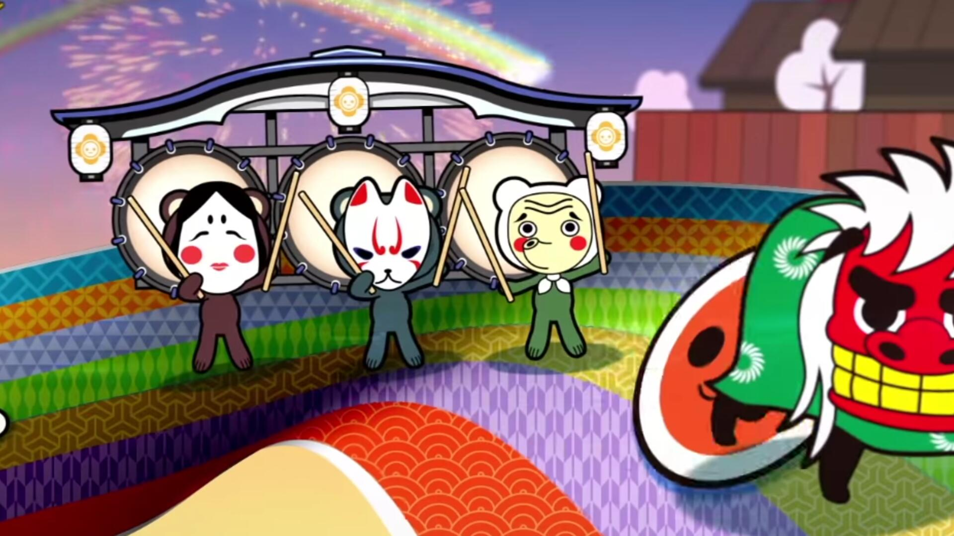 Taiko Drum Master for Switch and PS4 Confirmed for North America