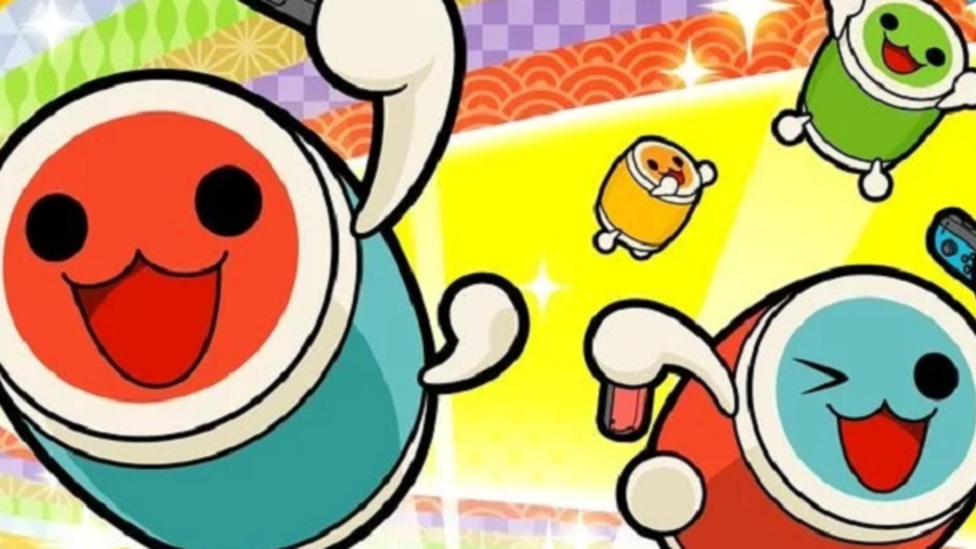 Datamined Logo Offers More Evidence Taiko Drum Master for Switch is Coming West