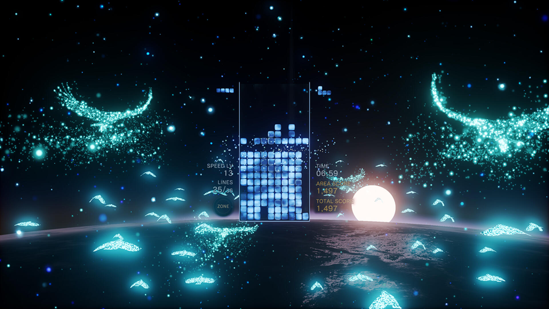 Epic Exclusive Tetris Effect VR Uses SteamVR, But Doesn't Necessarily Require It