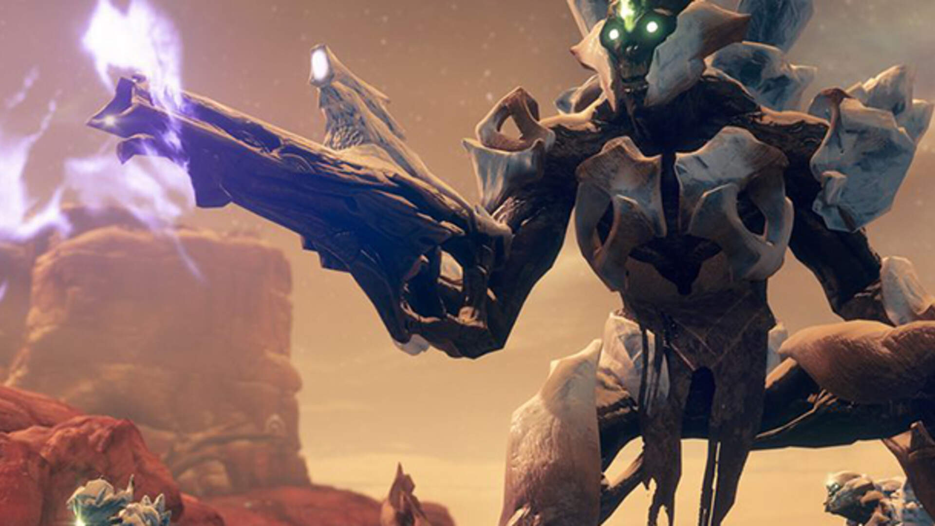 In Destiny 2: Warmind, the Big Bugs of the Hive Finally Get Back in the Spotlight