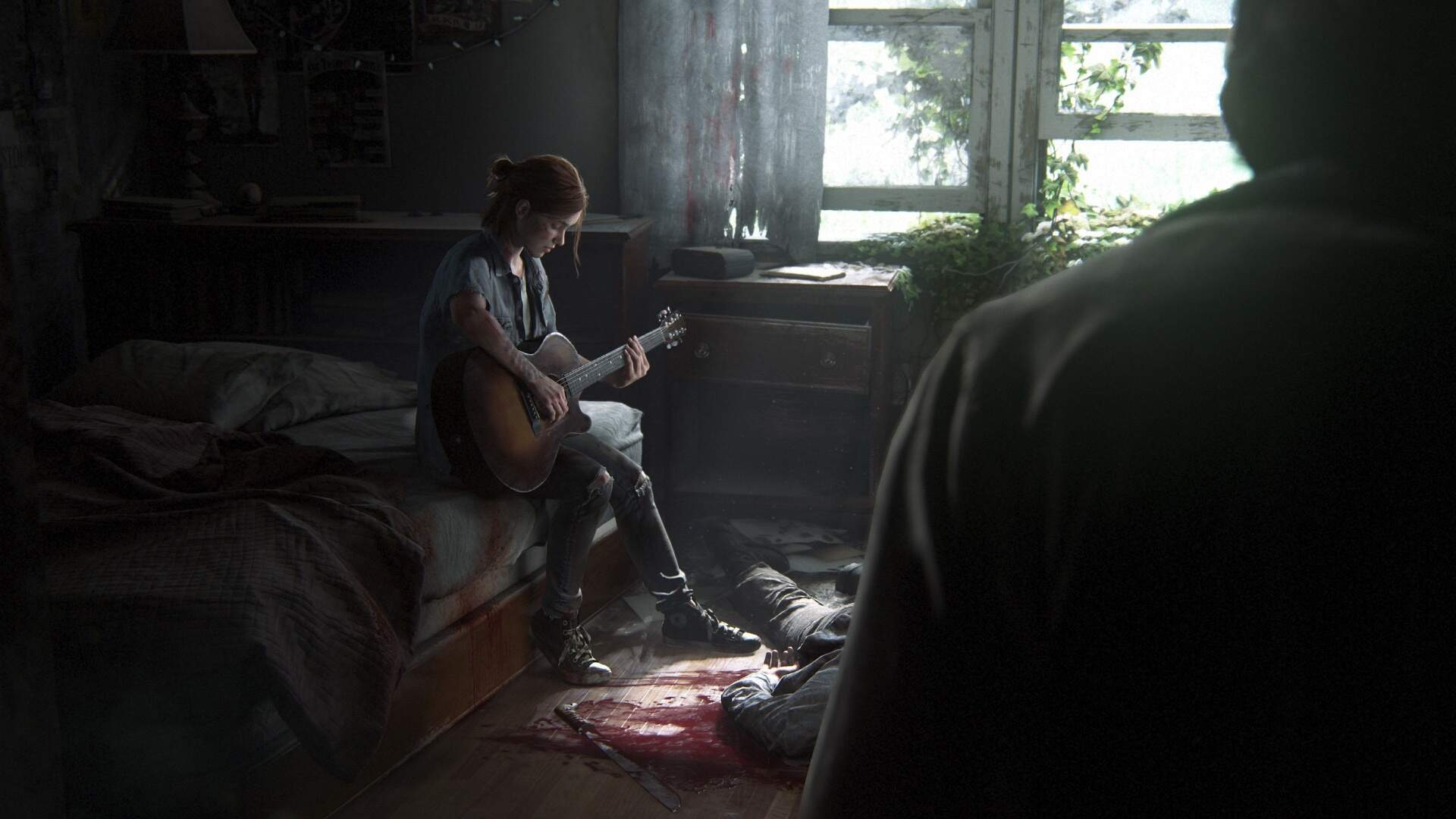 The Last of Us Part 2's Cinematics Have Finished Filming