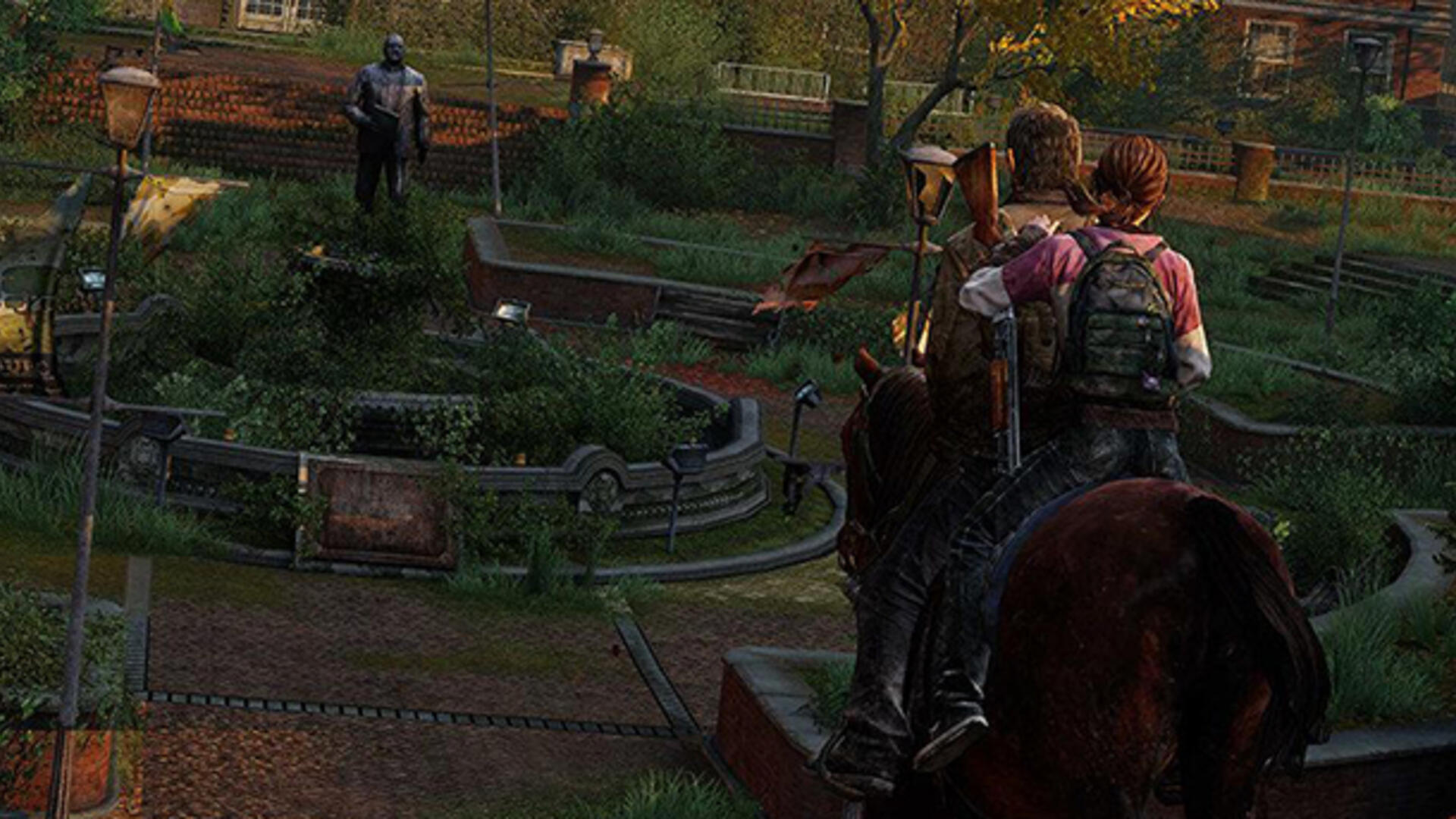 Naughty Dog Considered First-Person Perspective for The Last of Us