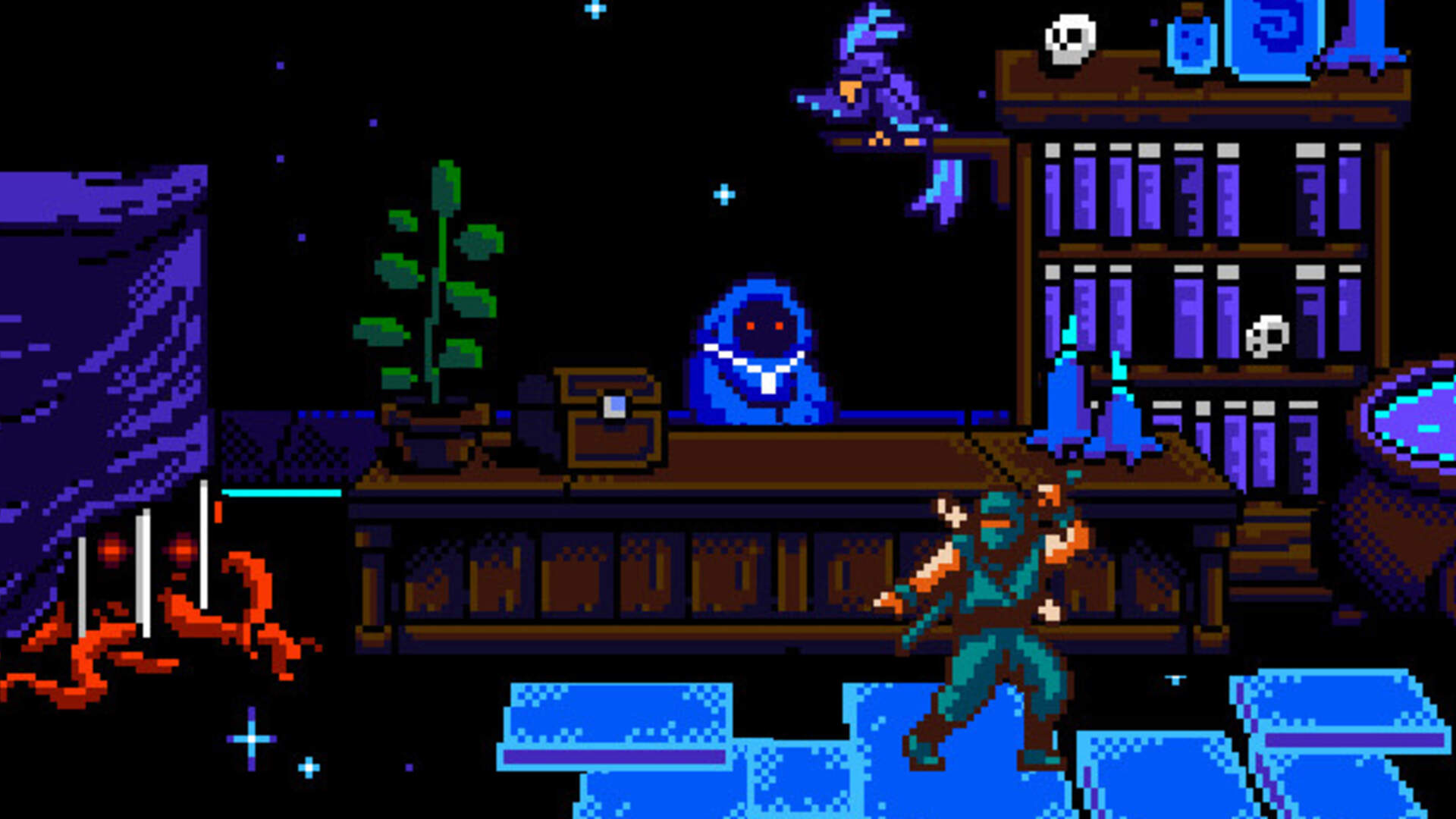 The Messenger Is Going on a Tropical Vacation With Its Free DLC Expansion in 2019
