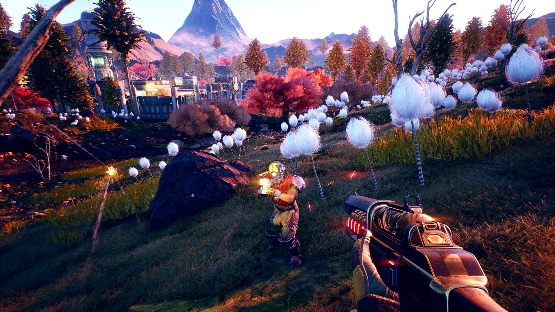The Outer Worlds Combat Details: Companions, VATS-Like System Explained