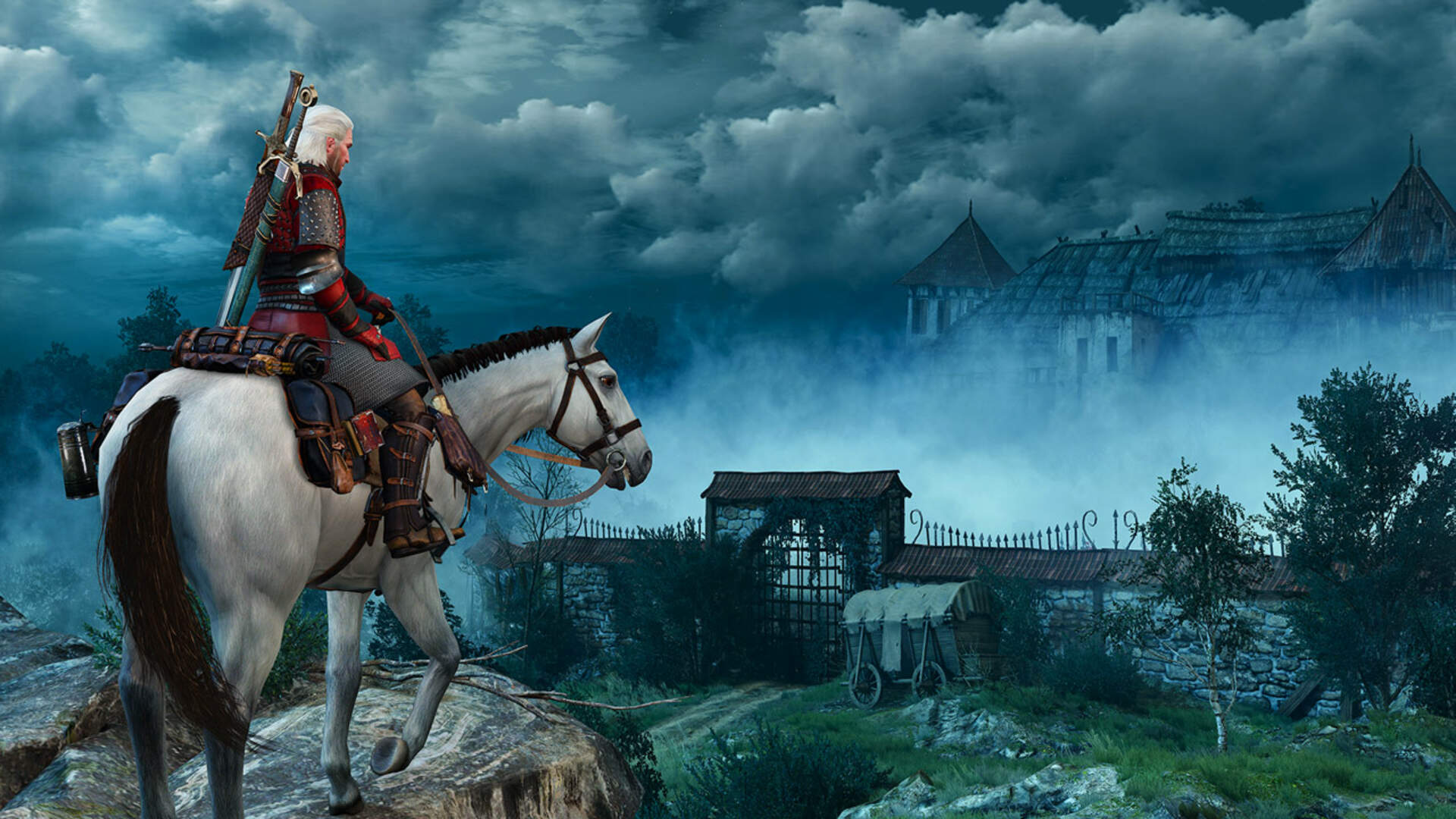 CD Projekt Reportedly Close to Resolving Dispute With Witcher Author