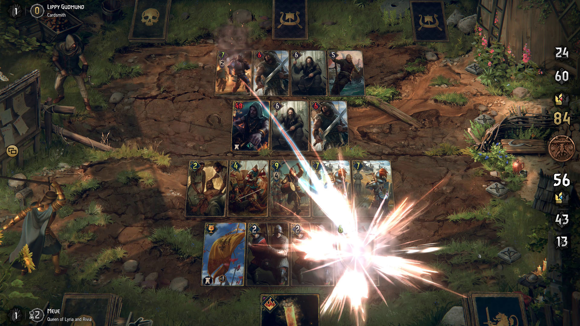 Thronebreaker: The Witcher Tales Makes Gwent a Far Richer