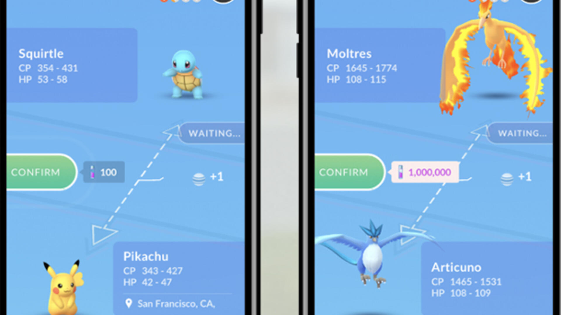 Pokemon Go Trading Update Gave Game's Daily Revenue a Shot in the Arm(aldo)