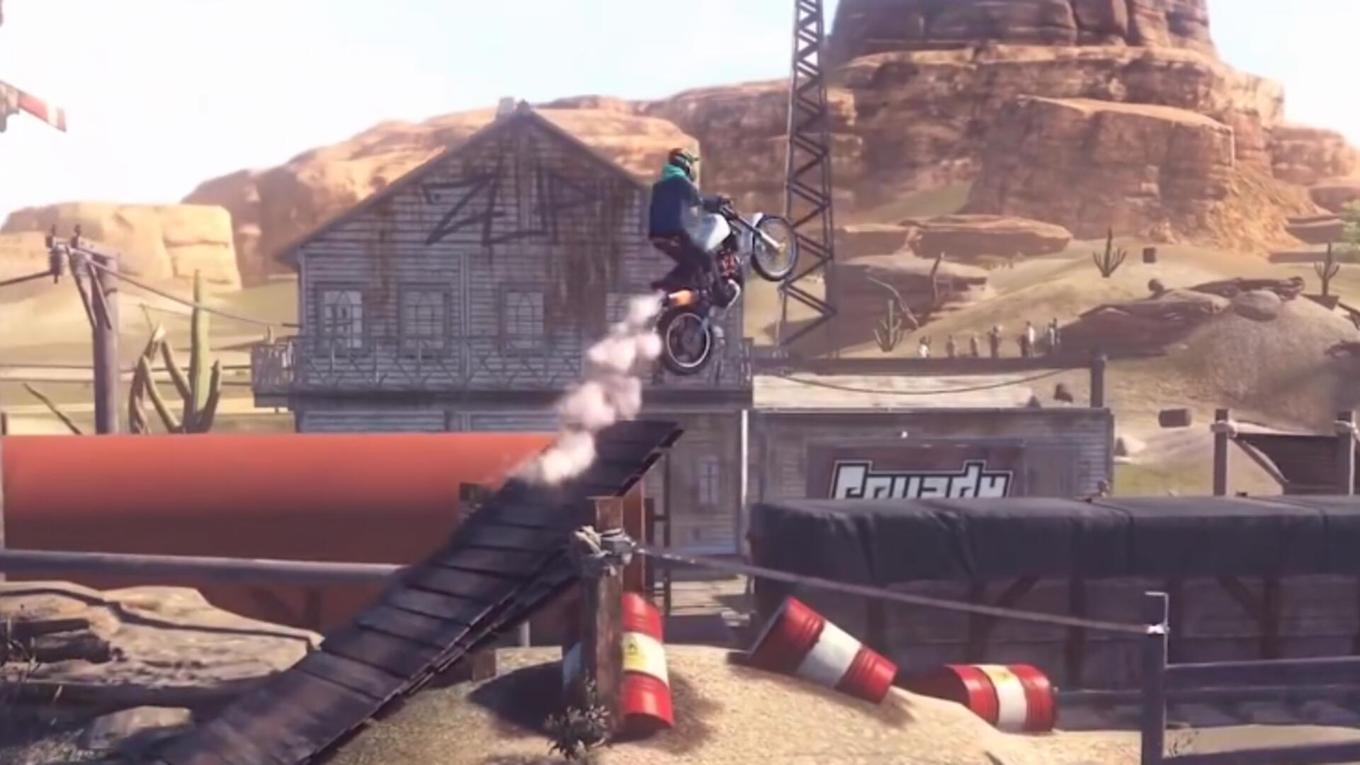 Ubisoft Rep Defends Trials Rising's Loot Boxes, Doesn't Go Very Well