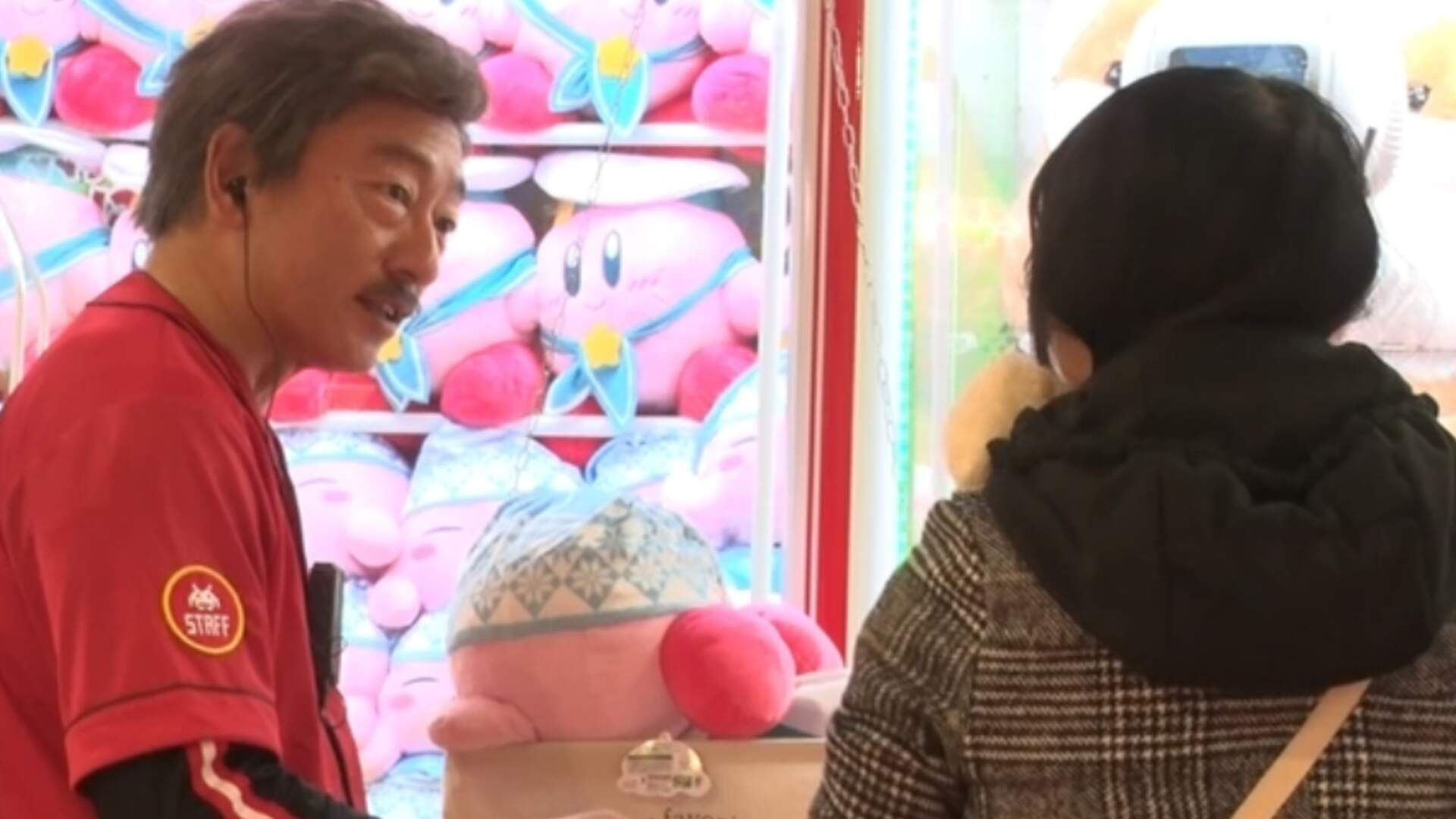 Taito President Goes Undercover Boss at His Arcade Chain