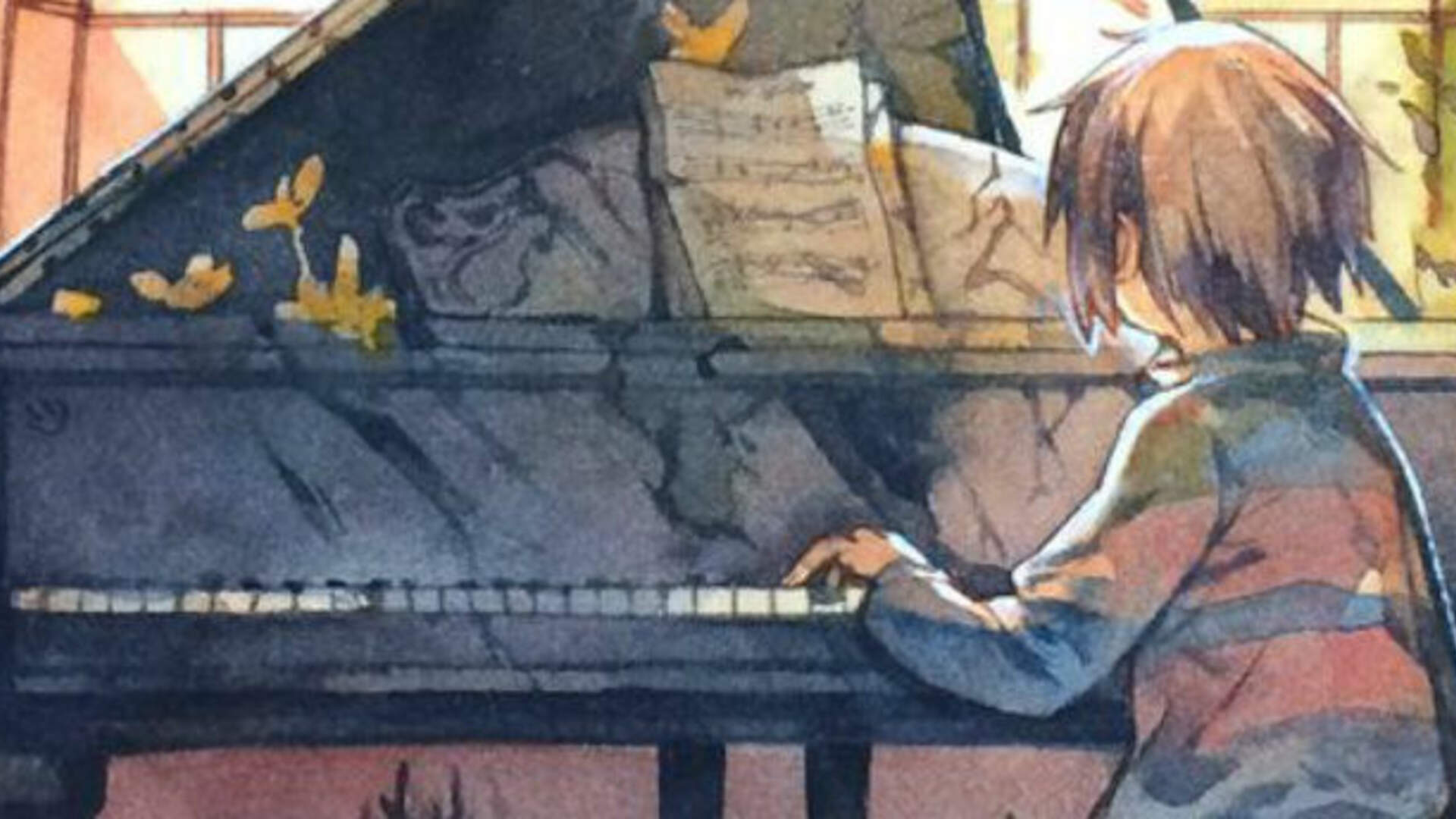 """Here's a Beautiful Rendition of """"Heartache"""" from the Upcoming Undertale Piano Album"""