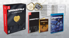 Undertale Switch Collector's Edition Up for Pre-order at Fangamer, Ships in September