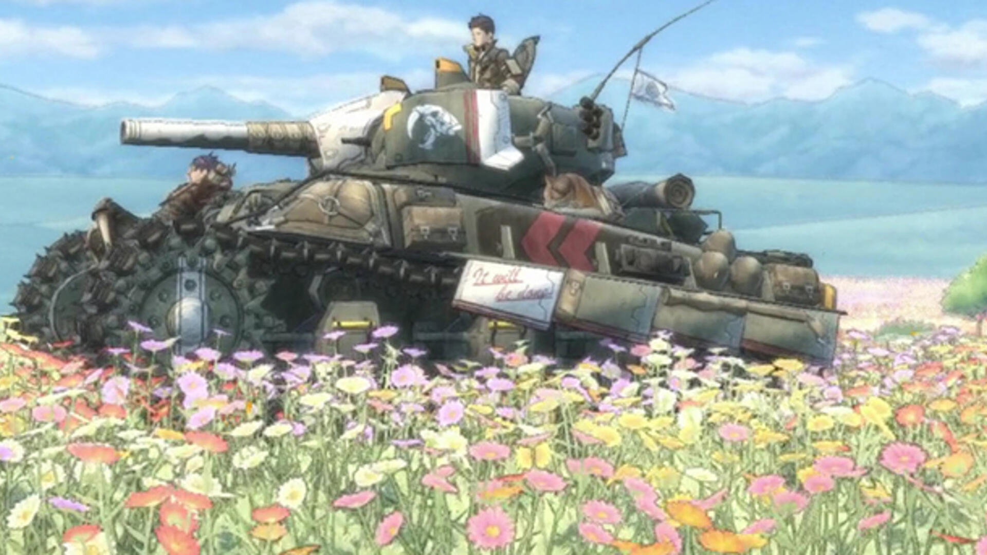 Axe of the Blood God Reviews Valkyria Chronicles 4 and Talks to Legendary RPG Writer Chris Avellone
