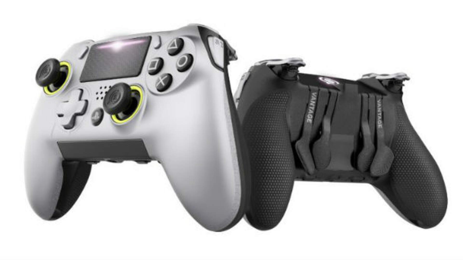 """PS4 """"Pro"""" Controller Costs an Eye-Watering $200"""
