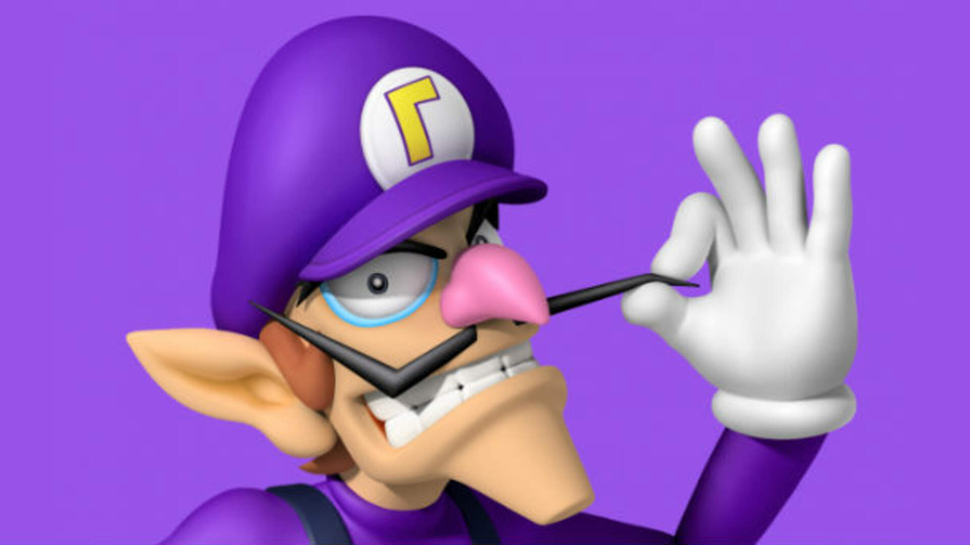Super Smash Bros. Ultimate Glitch Turns the Game into a Waluigi Hell-World