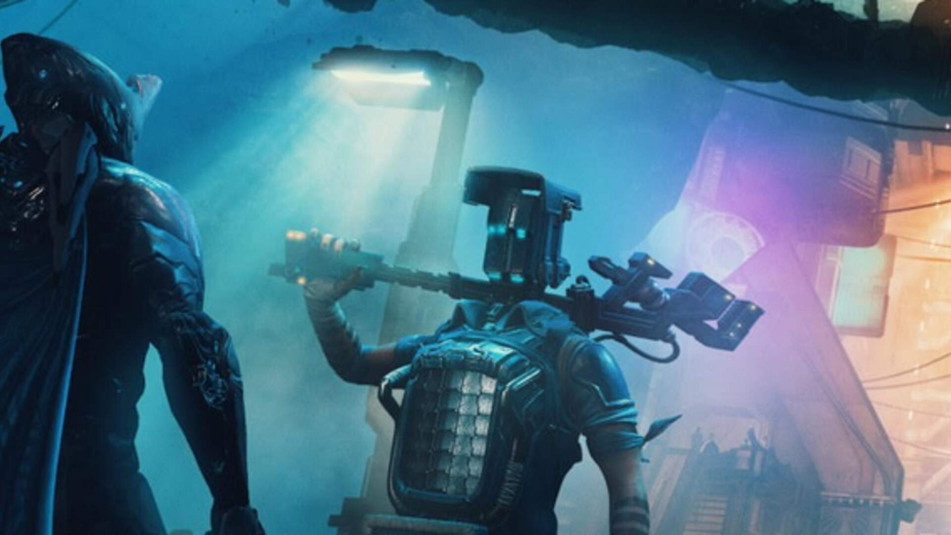 Warframe's Blade Runner-Esque Fortuna Expansion is Coming to PC in November